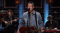 Blake Lives it Live on Fallon