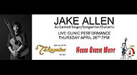 APR 26: Jake Allen Clinic at Huber Breese