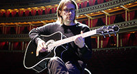 Steven Wilson Takes Takamine 'To the Bone'