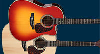 Step Up to Adirondack Spruce with Two New Limited-Edition Takamine Models