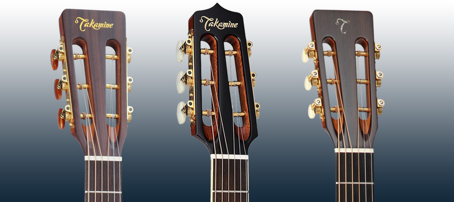 Slotted Headstocks: Look Cool, Sound Great - Takamine