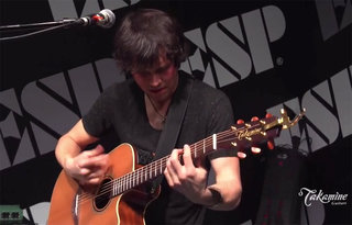 NAMM 2016 Performance/Interview: Jake Allen