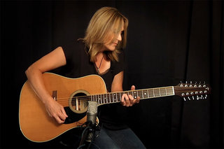 EF400SC TT 12-String Demo by Linda Taylor