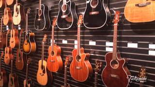 2019 NAMM Show: A Look Inside the Takamine Booth