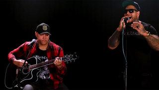 """Bad Wolves: """"Sober"""" (live acoustic)"""