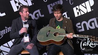 2020 NAMM Show: Jake Allen Artist Interview