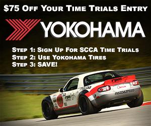 SCCA Time Trials