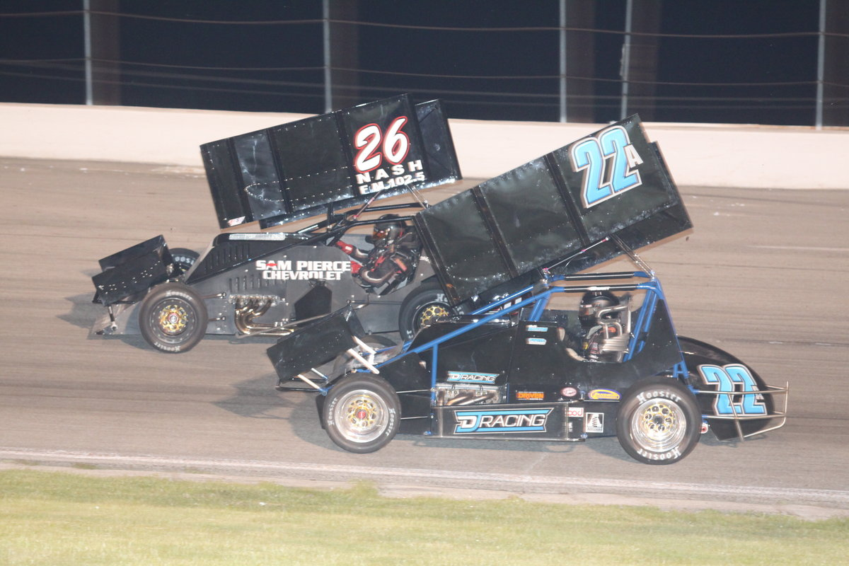 BACK-TO-BACK OPEN-WHEEL SHOWS AT TOLEDO JULY 21, JULY 28;