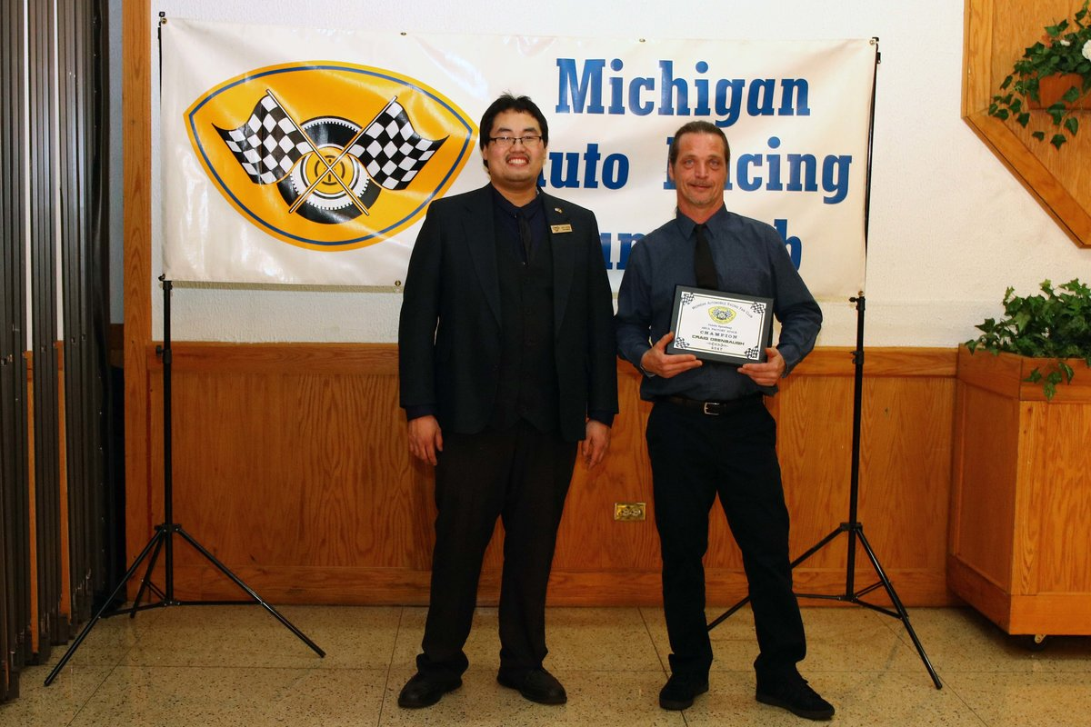 ARCA DRIVERS, OFFICIALS HONORED AT MICHIGAN AUTO RACE FAN BANQUET