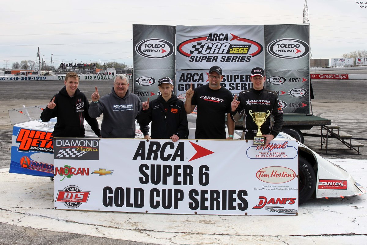 POINT FUND RETURNS, BONUSES ADDED FOR ARCA LATE MODEL GOLD CUP