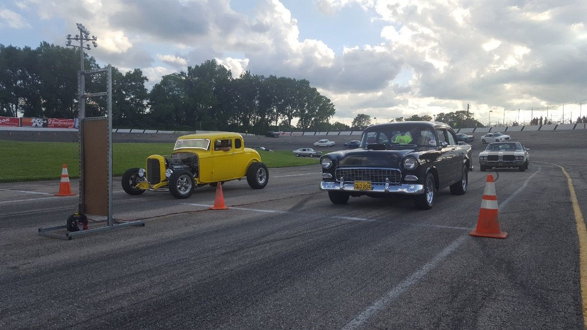 Street Drags Coming to Toledo Speedway