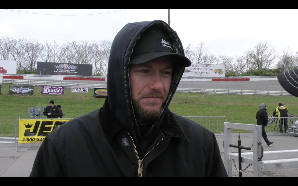 Video: VanDoorn says Toledo Speedway is a track like no other
