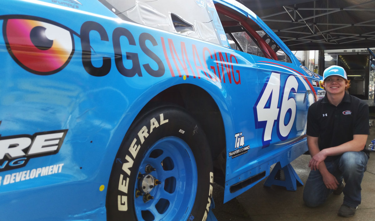 CGS Imaging to sponsor Thad Moffitt in Menards 200 at Toledo