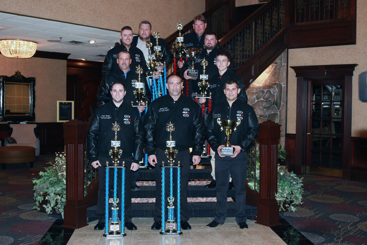 FLAT ROCK, TOLEDO SPEEDWAY CHAMPIONS HONORED