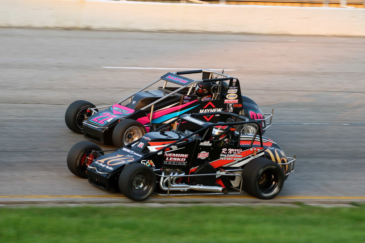 NEW OPEN WHEEL EVENT FOR TOLEDO-USAC SILVER CROWN/NON-WING SPRINTS DOUBLE-HEADER APRIL 27