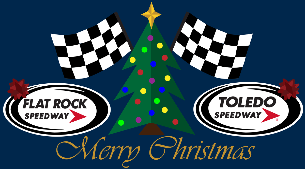 FLAT ROCK AND TOLEDO SPEEDWAY GIFTS AVAILABLE!