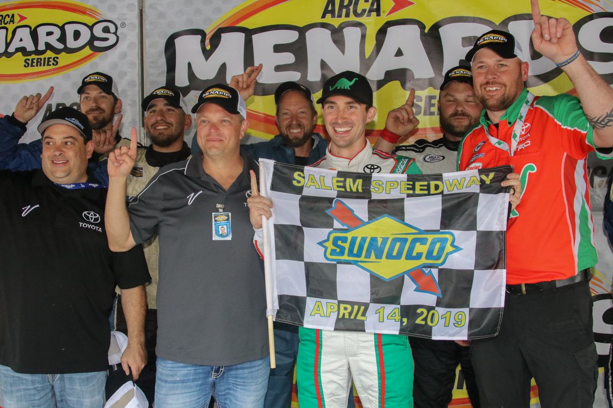 ARCA Menards Series Title Contender Michael Self Headed to Toledo for the First Time