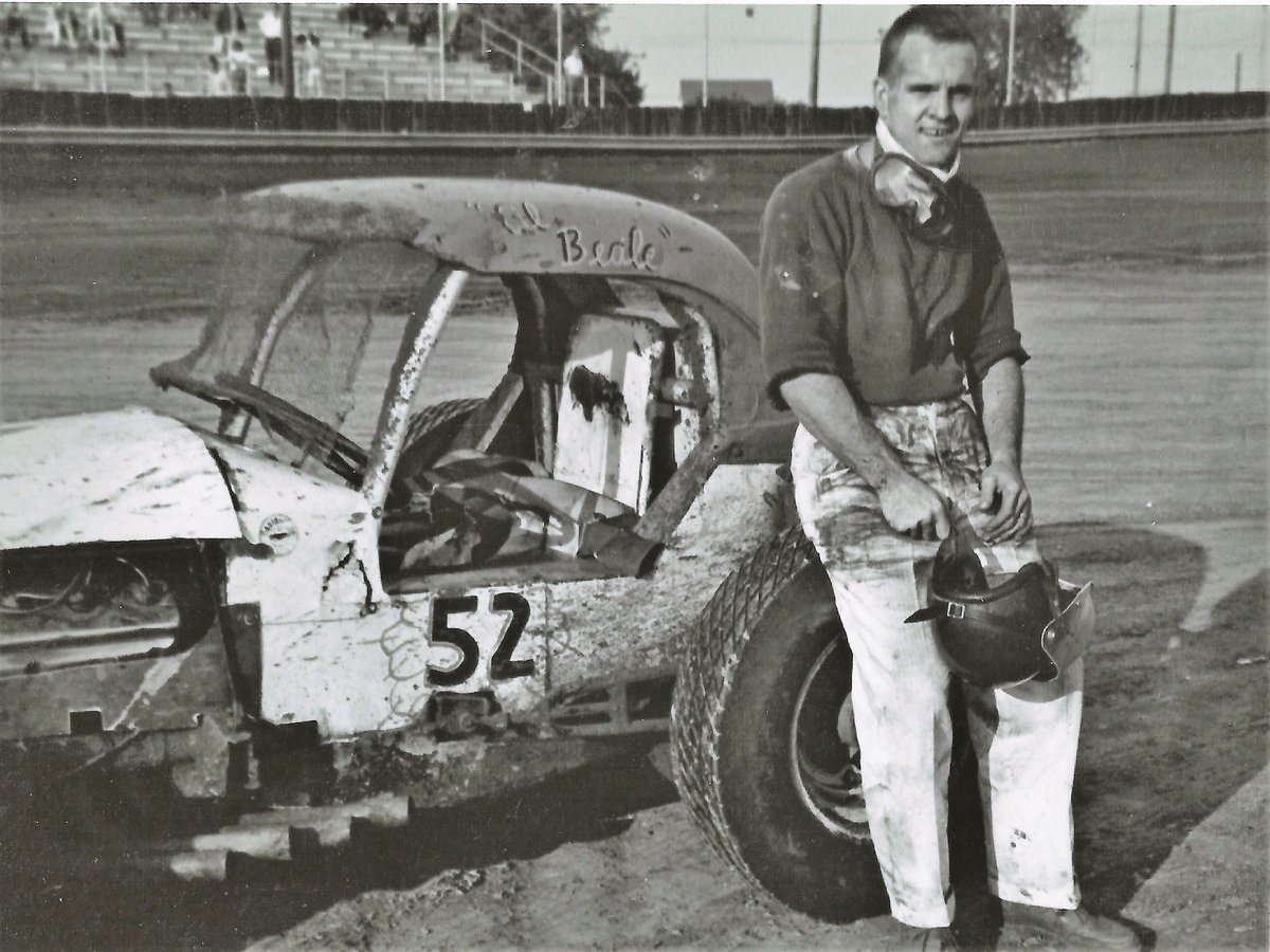 60 YEARS AT TOLEDO SPEEDWAY---THE BEGINNING