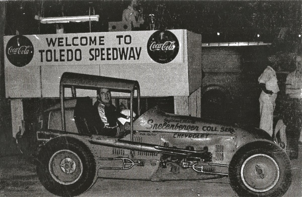 TOLEDO SPEEDWAY MEMORIES/SUPER MODIFIEDS!---60TH ANNIVERSARY SEASON