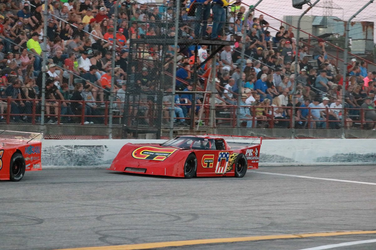 TOLEDO HOSTS SUNDAY AFTERNOON LATE MODEL SPECIAL JUNE 30