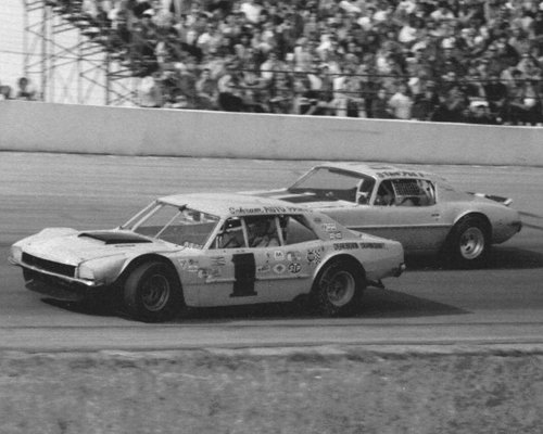 HISTORY LESSON:  GLASS CITY 200-1973-74-75