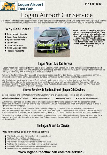 Logan Airport Car Service Toledo Speedway