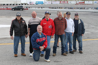 Open Wheel Racer Reunion