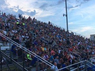 Toledo Crowd 1