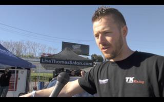 Video: Vandoorn Looking Forward to Toledo