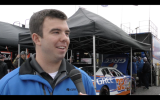 Gus Dean Ready for Tight Racing at Toledo Speedway