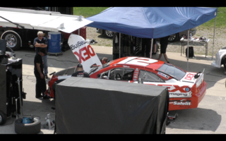 MDM Motorsports first through the gates at Toledo; testing for Menards 200
