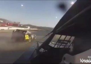 My home made crash video