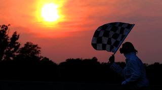 Checkered Flag: '15 SCCA Track Night Driven by Tire Rack