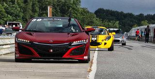 R&T's Review of SCCA Targa