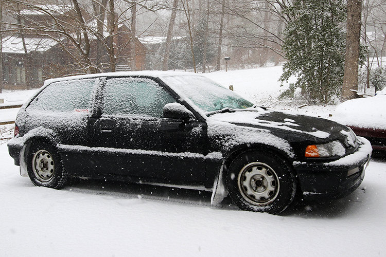 Keep Your Car On The Road With Winter Tires