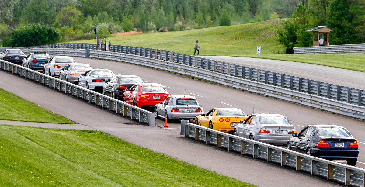 Partners Boost Track Night in America Driven by Tire Rack