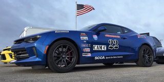 SCCA Veteran Outreach Program Goes Green