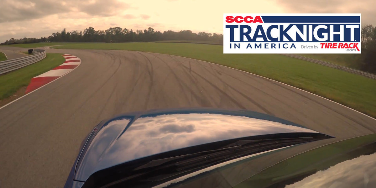 Wonder What It's Like to Attend a Track Night in America Event?