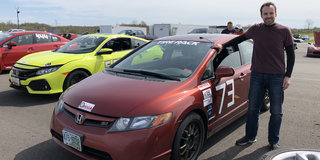 Fun Continues at Pitt Race TTNT