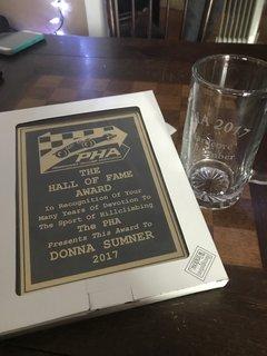 PHA/SCCA Awards Banquet