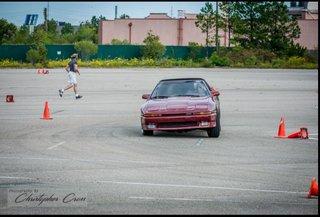 Supra Myrtle Beach Autocross