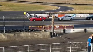 SCCA Track Night at PIR