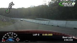 Sept.9,2016-Palmer Motorsports Park - Mustang GT