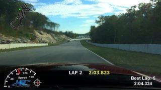 TNiA @Palmer, Sept. 9, 2016 - Mustang GT